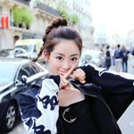 祝绪丹Instagram